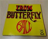 Iron Buttefly Ball SD 33-280 Vinyl Record